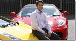 Raj Bedi of Import Marque British upmarket car dealer