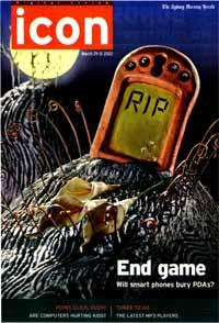 SMH Icon end game smartphones bury PDAs