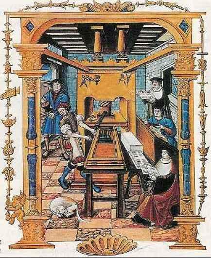Renaissance printing