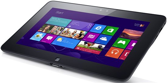 Dell Latitude 10 Windows 8 Pro tablet