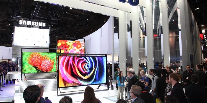 Samsung dominated CES Las Vegas