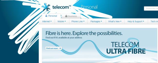 Telecom UFB