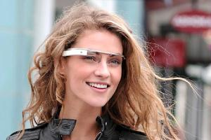 Face it, even the model looks a touch dorky with Google Glass