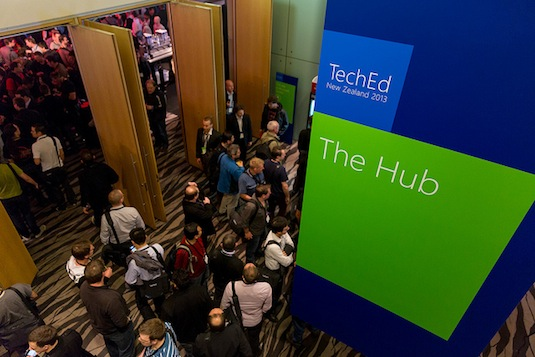 Microsoft Teched Auckland