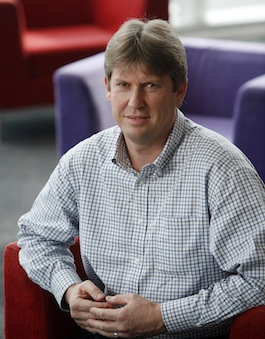 Grant Hopkins, Vodafone NZ director of enterprise