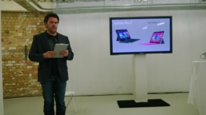 Microsoft Surface 2 launch Auckland-