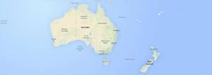 New Zealand - Australia