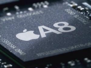 Apple 64-bit A8 chip processor