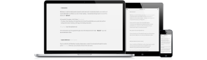 Byword on Mac, iPad, iPhone