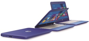 HP Stream 11 Blue