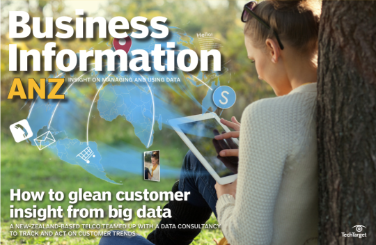 How to glean customer insight from big data
