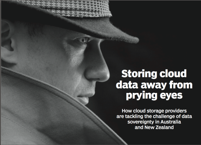 Latest Storage Trends for Australia & New Zealand