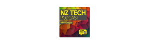 NZ Tech Podcast Logo