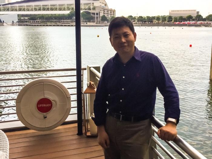 Huawei Consumer Business Group CEO Richard Yu