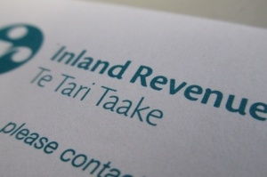 IRD inland revenue department tax