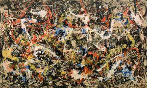 Abstract, Jackson Pollock