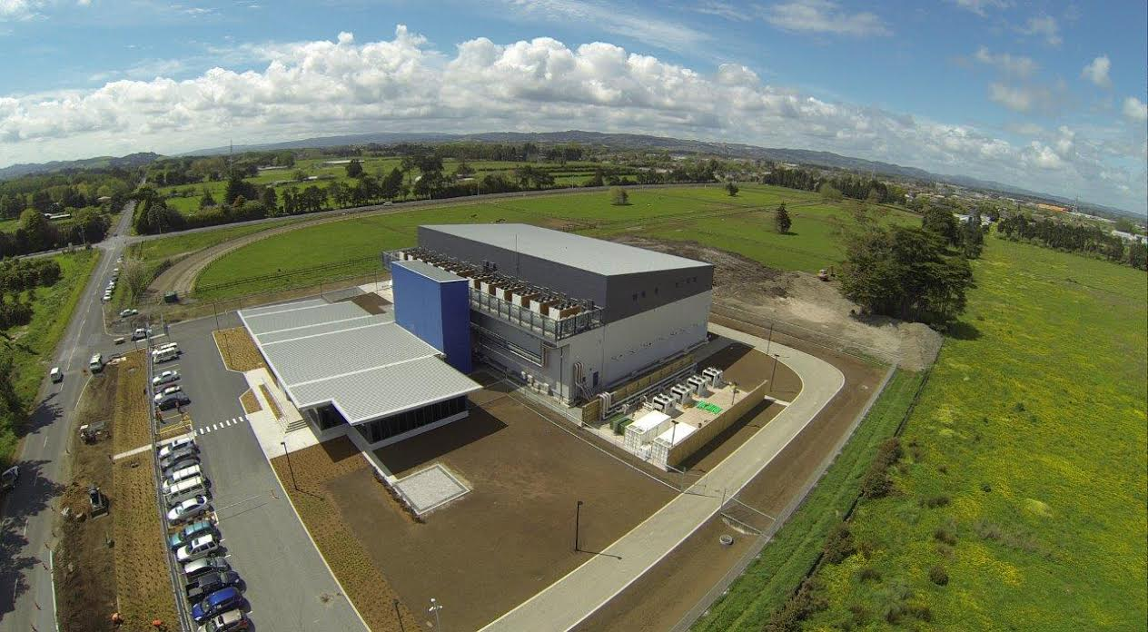 Spark Digital data centre Takanini