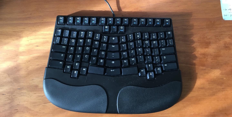 Truly Ergonomic Keyboard