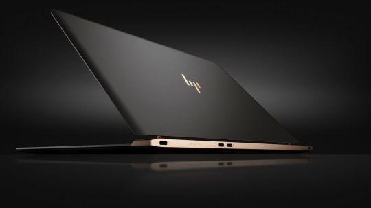 HP Spectre - Two rear USB-C ports