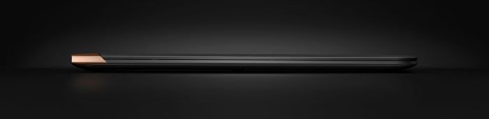 HP Spectre - The thinnest laptop