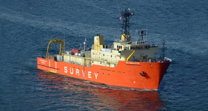 Survey Vessel - RV Geo Resolution